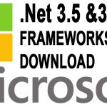 .Net 3.5, 3.0 Frameworks Offline installers Download