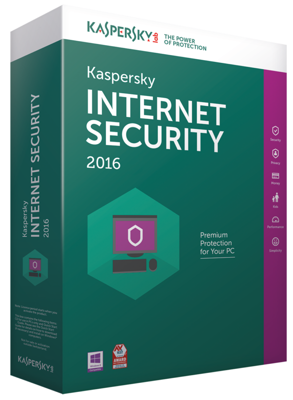Kaspersky Internet Security 2016 Offline Installer Free Download for 32-bit & 64-bit