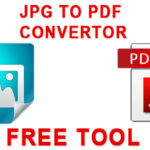 JPG To PDF Converter Free download for windows