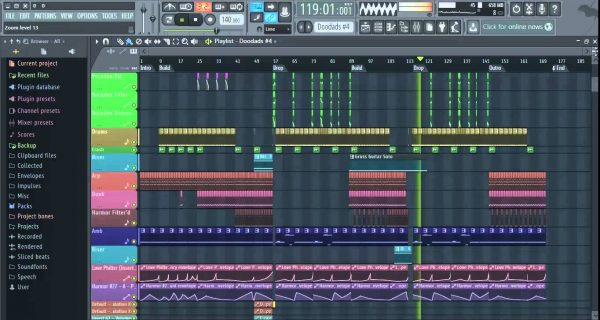 fruity loops studio 9 free download full version with crack