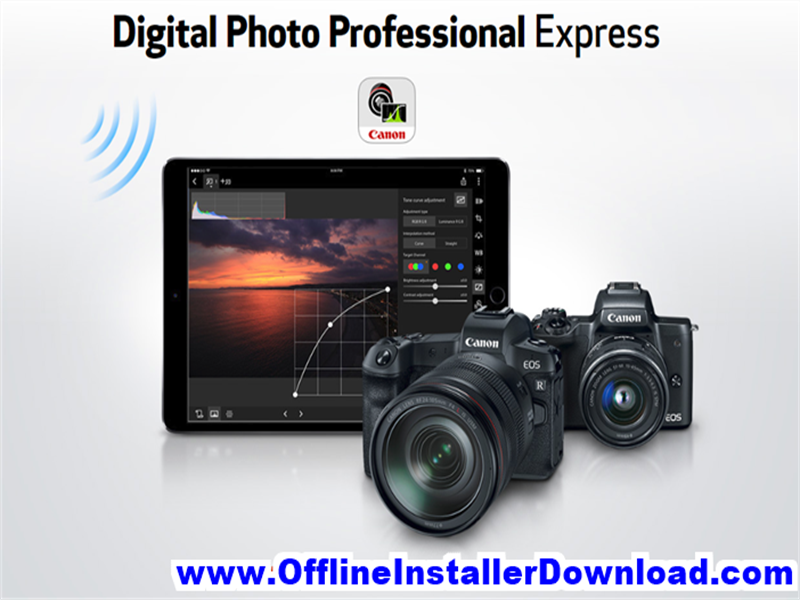 Canon Digital Photo Professional Free Download