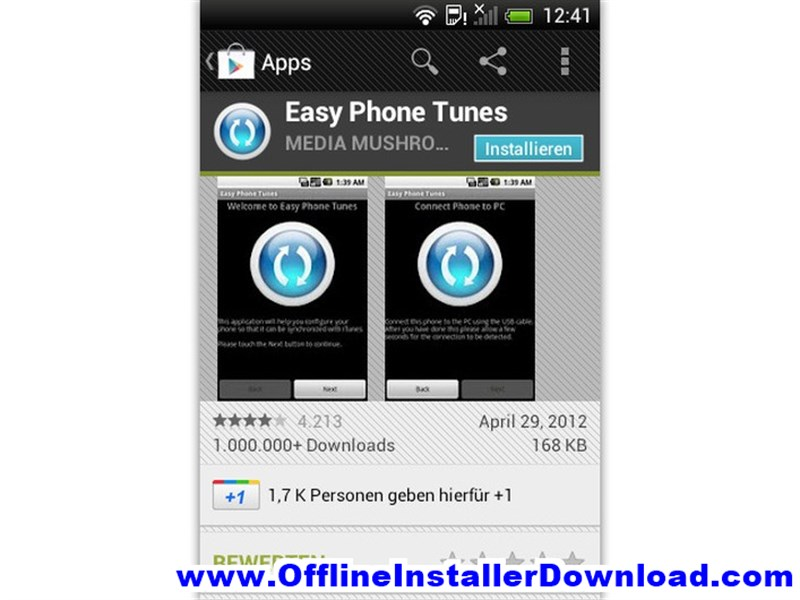 Easy Phone Tunes Direct Link download