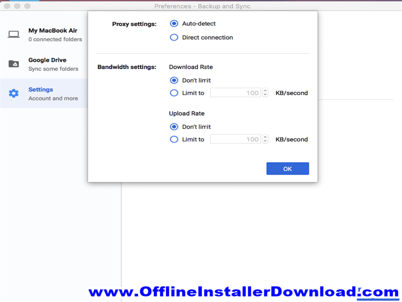Google Backup and Sync Google Drive Latest Version Download