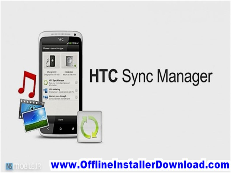 HTC Sync Manager Direct Link download