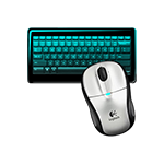 Logitech Setpoint Install and control the mice and keyboard