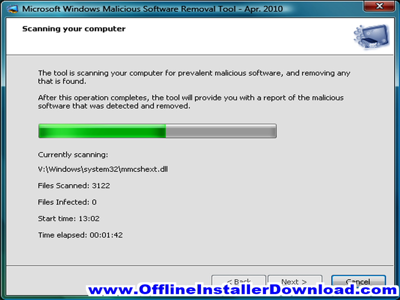 Microsoft Malicious Software Removal Tool Download for Windows
