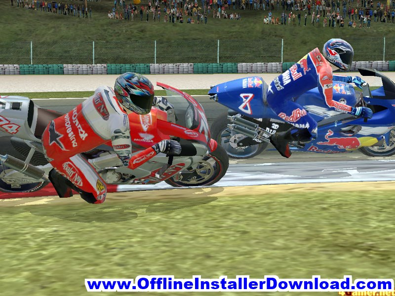 MotoGP 2 Demo Download for Windows