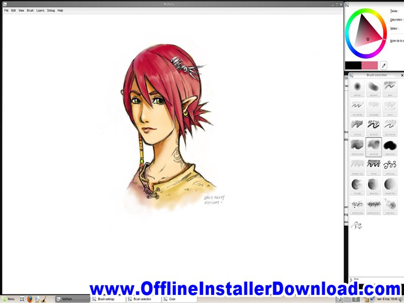 MyPaint Free Download