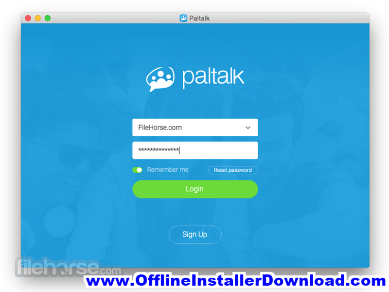 Paltalk for Mac Direct Link download