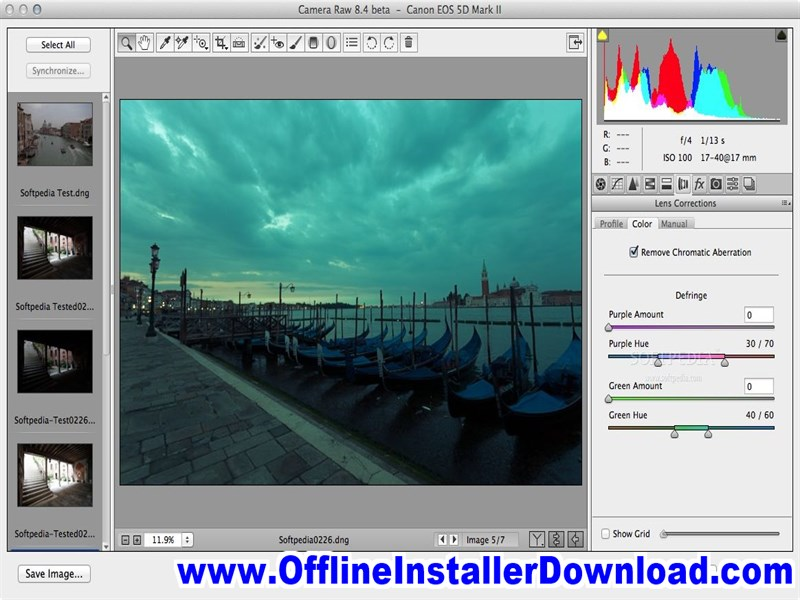 Adobe Camera Raw for Mac Free Download