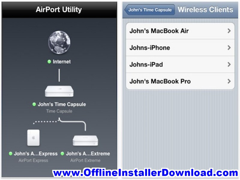 AirPort Utility Download for Windows
