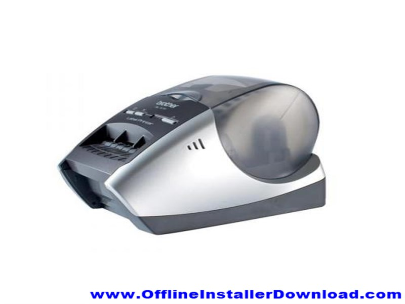 Brother PTouch QL570 Driver Free Download