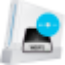 Wii Backup File System Manager icon
